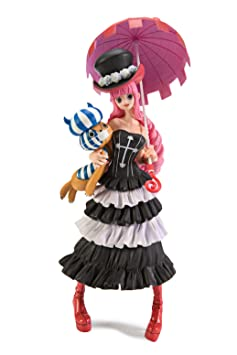 One Piece The Grandline Lady Special Perona DX Vol. 2 Figurine
