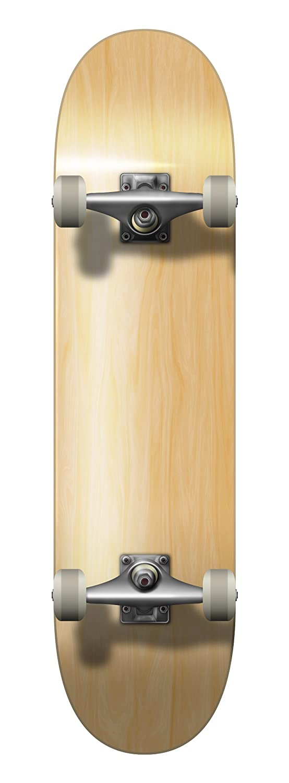 Blank Skateboard Complete Blank Mini Skateboard