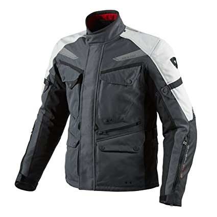 Rev it - Veste - OUTBACK - Taille : 2XL - Couleur : Anthracite/Gris