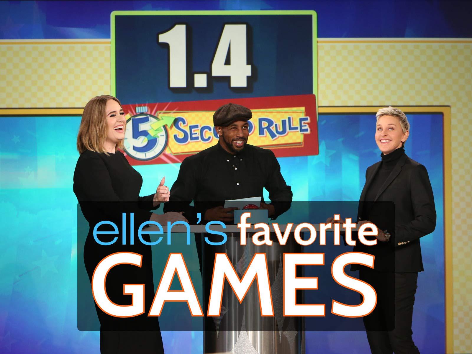 Clip: Ellen's Favorite Games