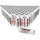 Polaroid Extreme AA Alkaline Batteries Wholesale Bulk Bundle Pack (100-Pack) Non Rechargeable (Tamaño: AA 100)
