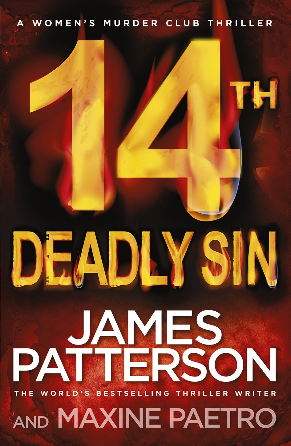 14th Deadly Sin  Women s Unlucky 13 James Patterson