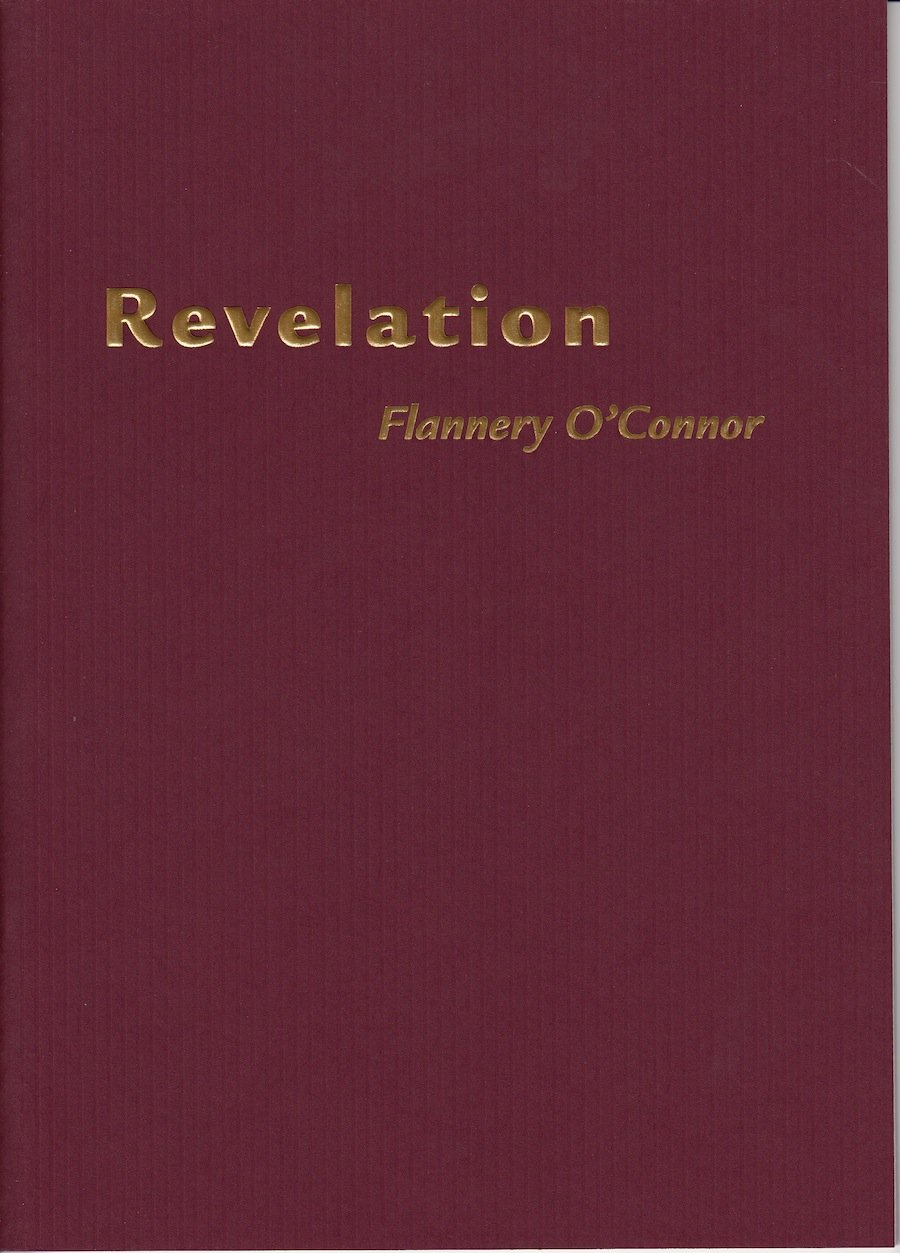 revelation by flannery oconnor essay Free coursework on a critical analysis of revelation by flannery oconnor from essayukcom, the uk essays company for essay, dissertation and coursework writing.