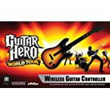PS2 Guitar Hero World Tour - Stand Alone Guitar