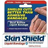 Skin Shield Liquid Bandage 0.45 oz (Pack of 2)