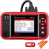 LAUNCH CRP123 OBD2 Code Reader Support Read and Reset Code of Engine,Transmission,ABS and airbag scan Tool, Free Lifetime Update- Car Panel Removal Tool As Gift (Tamaño: CRP123)