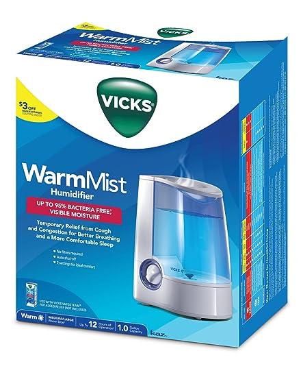 Vicks Warm Mist