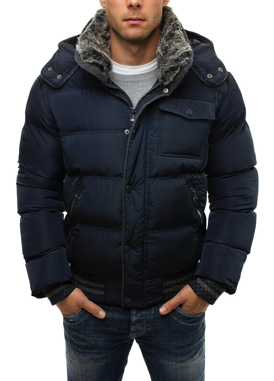 ozonee herren jacke warme winterjacke mantel steppjacke sch ne jacke zu gutem preis meiner. Black Bedroom Furniture Sets. Home Design Ideas