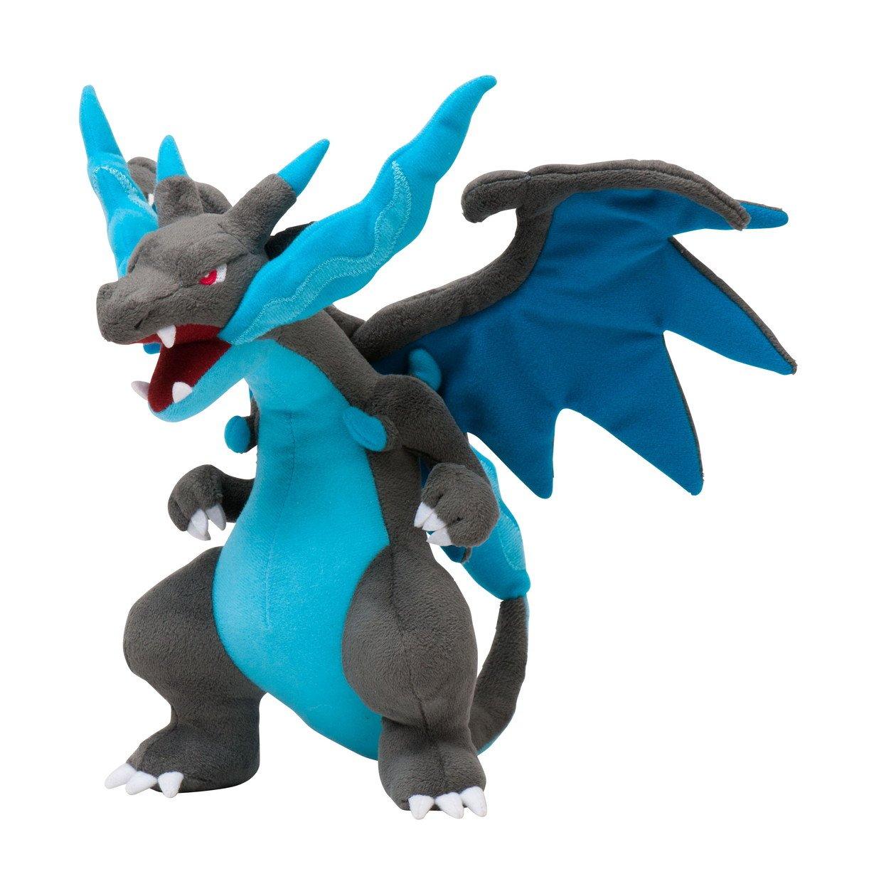 pokemon mega charizard x stuffed plush 836 free ship