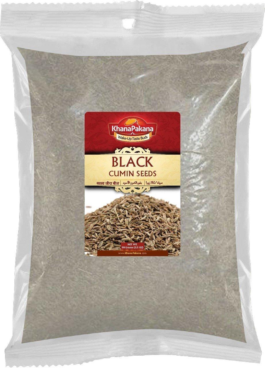 7 OZ ~ Black Cumin Seeds Spice ~ 7 Ounces KhanaPakana Brand ~ Best Deal on Amazon for Freshly Packed Gourmet Quality Spice клей активатор для ремонта шин done deal dd 0365