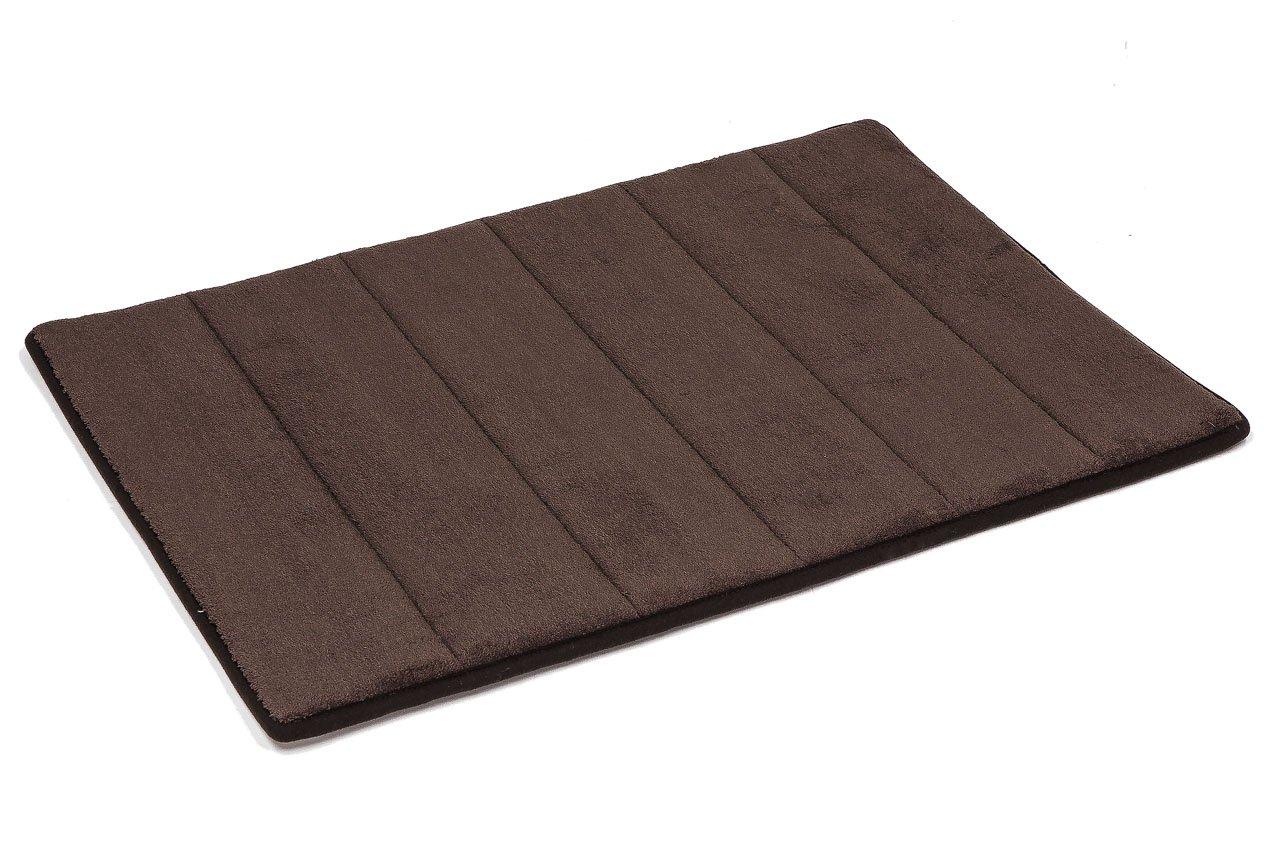 luxury bath rug floor mat memory foam non slip soft plush