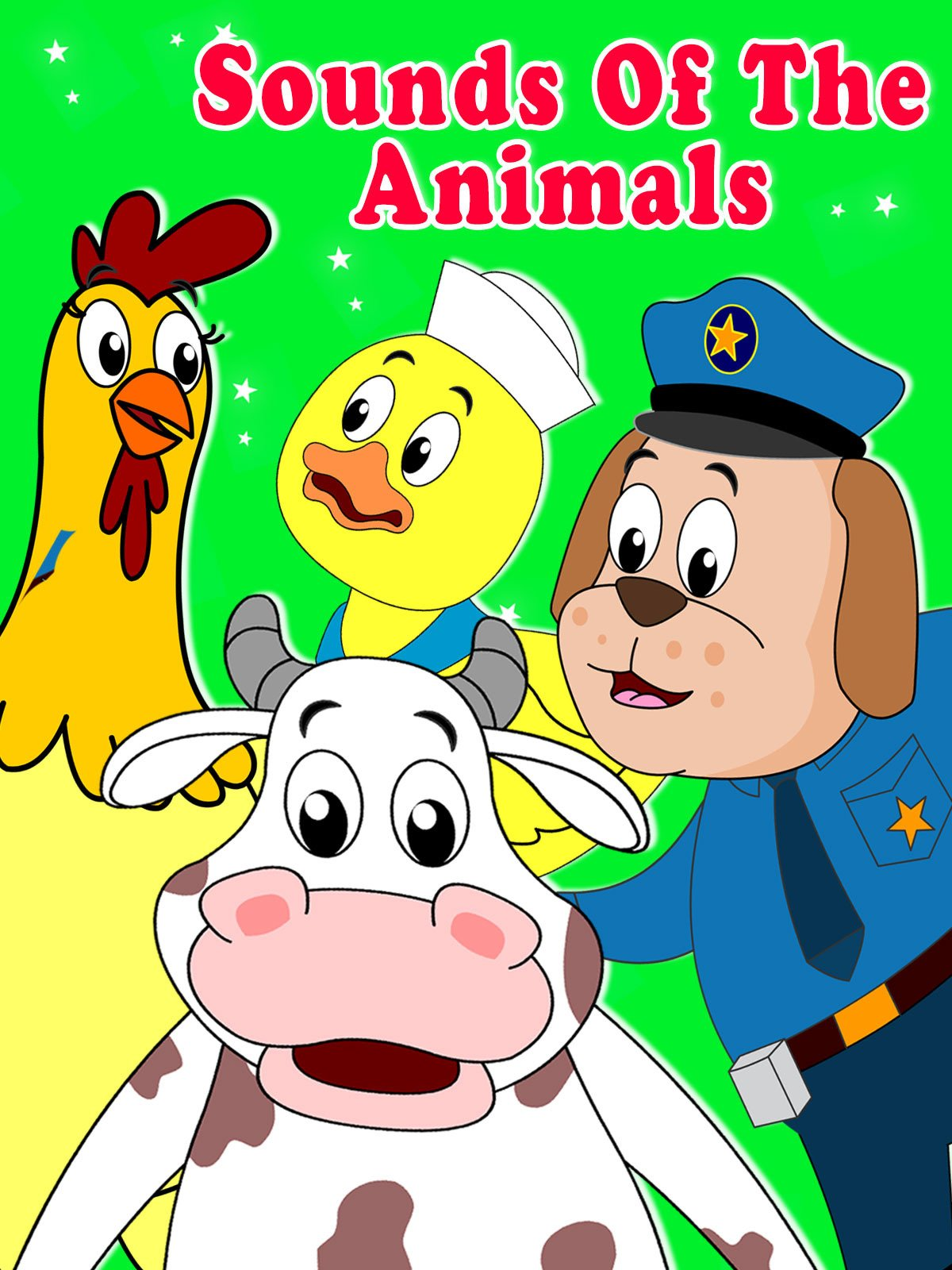 Sounds Of The Animals on Amazon Prime Instant Video UK
