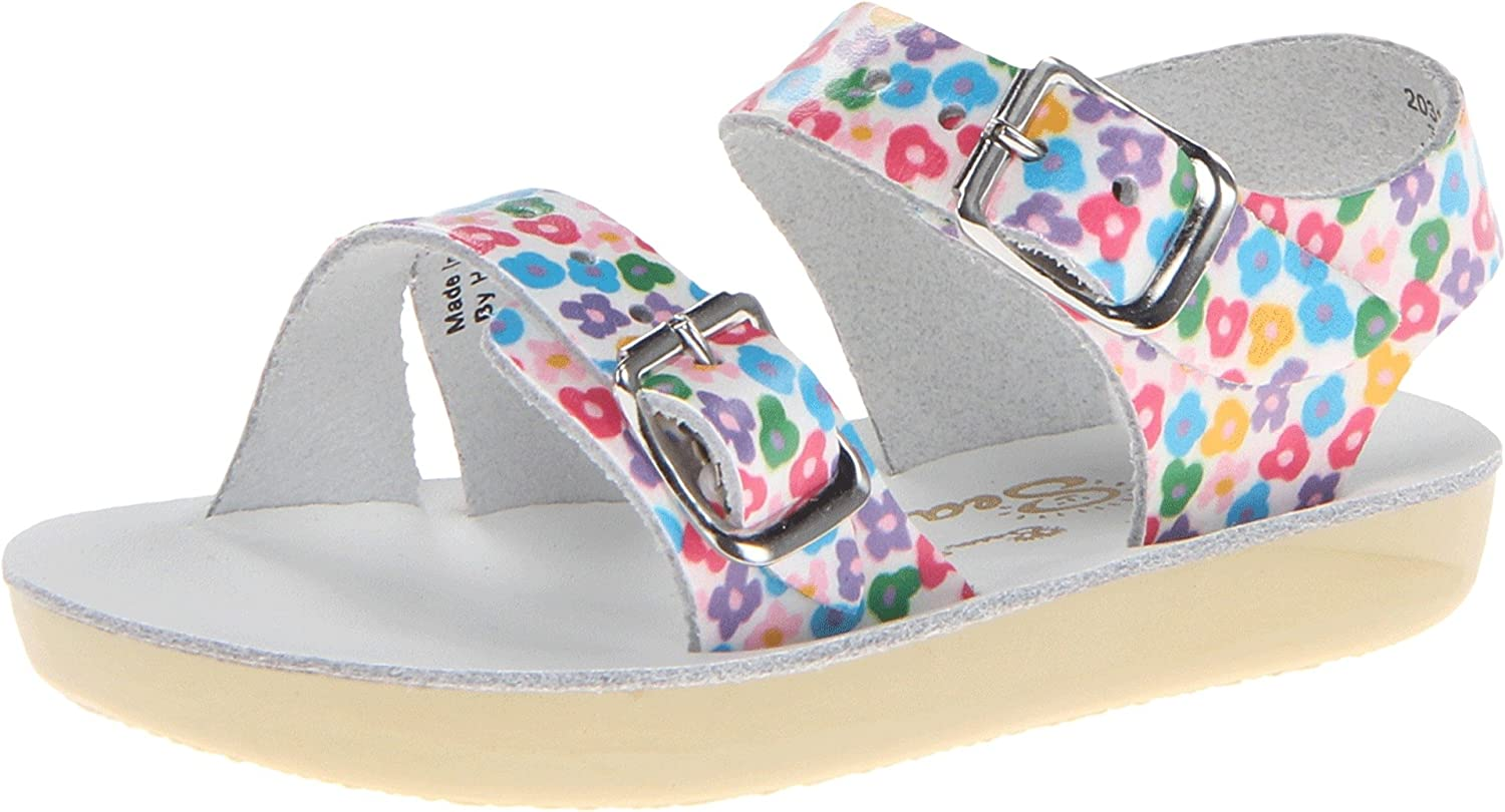 Salt Water Sandals by Hoy Shoe Sea Wees Sandal (Toddler/Little Kid/Big Kid/Women's) скребок шпатель кулинарный salt