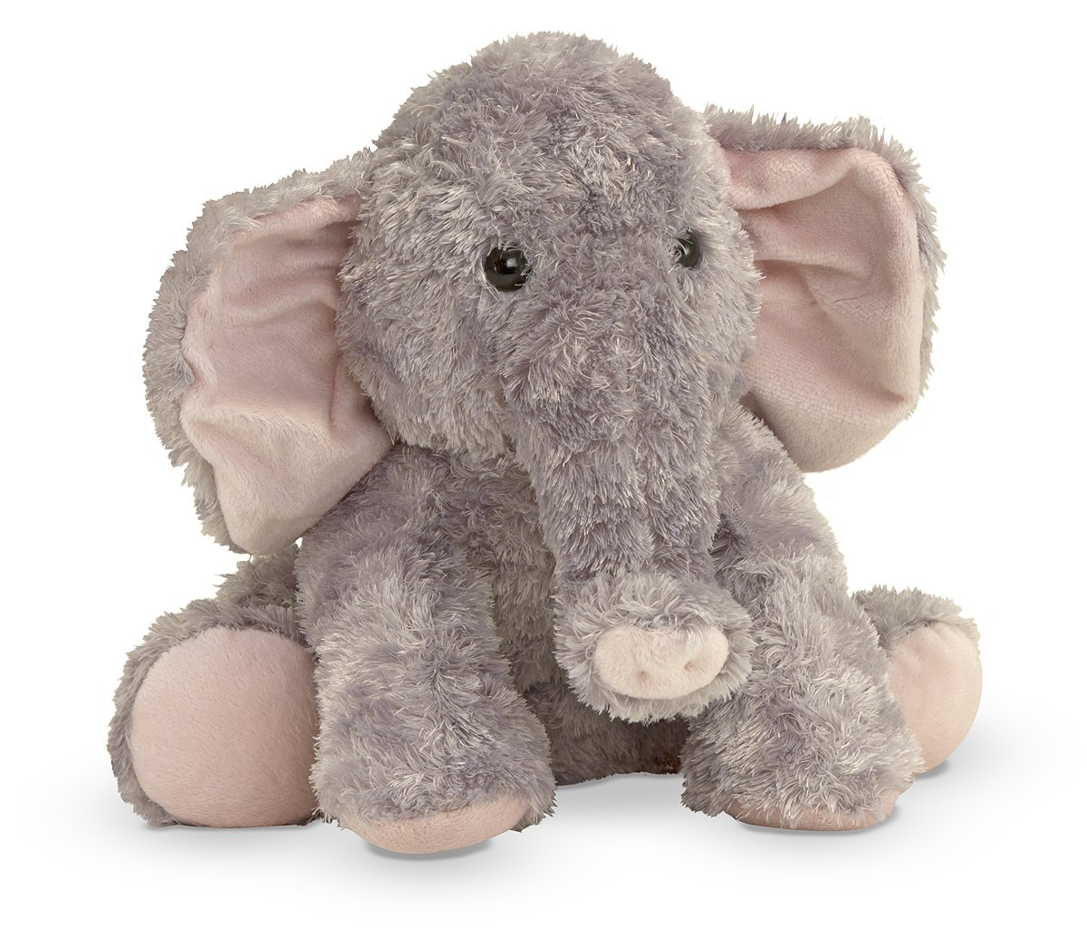 Plush Stuffed Animal Toys : Melissa and doug sterling elephant new free shipping ebay