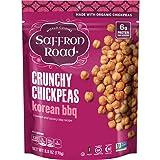 Saffron Road Organic Crunchy Chickpeas, Korean BBQ, 6 Ounce (Tamaño: 1 Count)