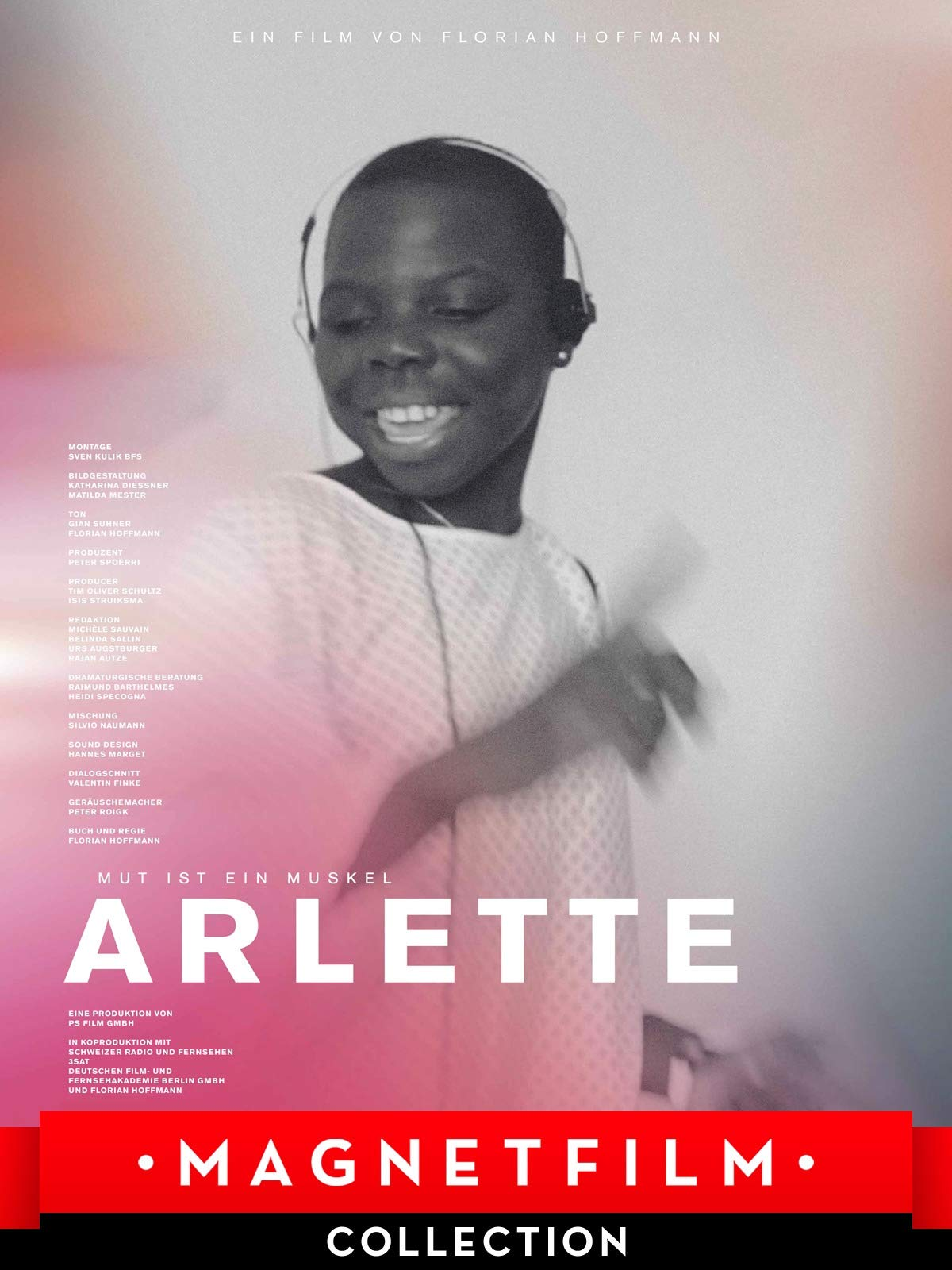 Arlette, Courage is a Muscle