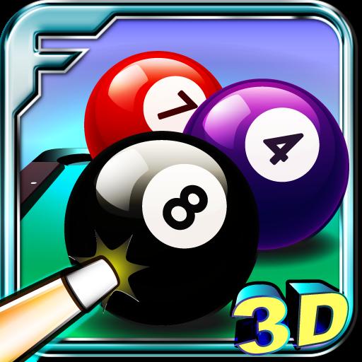 Real Billiard - 8 Ball Pool Game