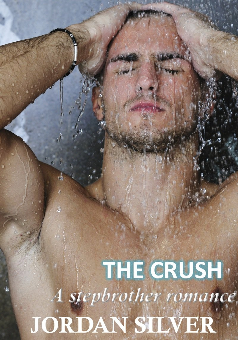The Crush: A Stepbrother Romance  - Jordan Silver
