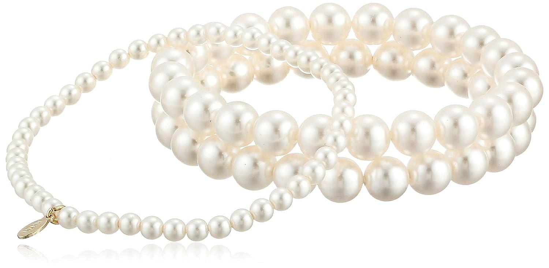 Simulated Pearl Stretch Bracelet Set