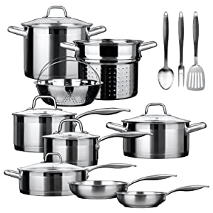 Secura Stainless Steel Cookware