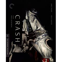 Crash (The Criterion Collection) [Blu-ray]