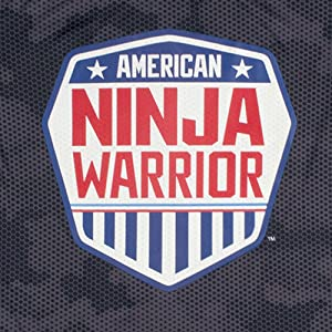 Perfect for Ninjas in Training Lightweight 100/% Polyester Official American Ninja Warrior Kids Performance T-Shirt
