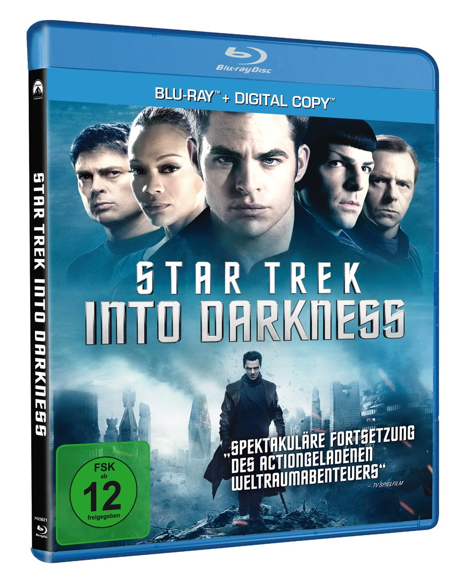 Amazon Knaller - Star Trek: Into Darkness [Blu-ray] 9,99€