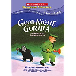 Good Night, Gorilla�and More Great Sleepytime Stories