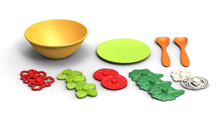 Тарелка Green Toys 16 Piece