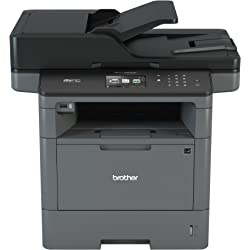 Brother MFC Series MFC-L5800DW Monochrome Laser All-In-One Printer with Duplex