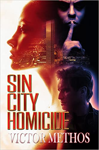 Sin City Homicide - A Thriller (Jon Stanton Mysteries Book 3) written by Victor Methos