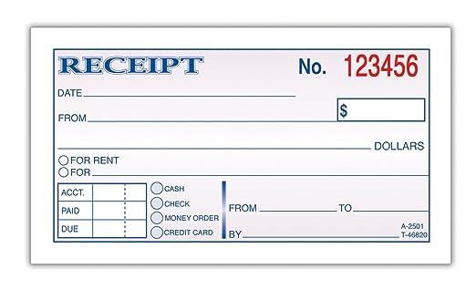 Doc.#575518: Blank Reciept – Blank Receipt Blank Receipt Template