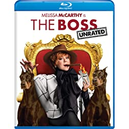 The Boss Unrated [Blu-ray]