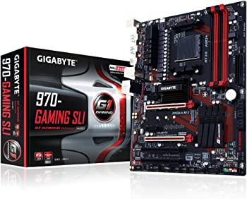 Gigabyte AM3+ AMD 970 SATA 6Gb/s DDR3 1066 Motherboards