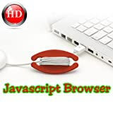 Javascript Browser by EvanApp  (Apr 25, 2014)