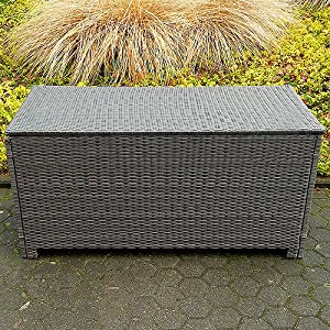 rattan auflagenbox gartenbox kunststoff auflagen box. Black Bedroom Furniture Sets. Home Design Ideas