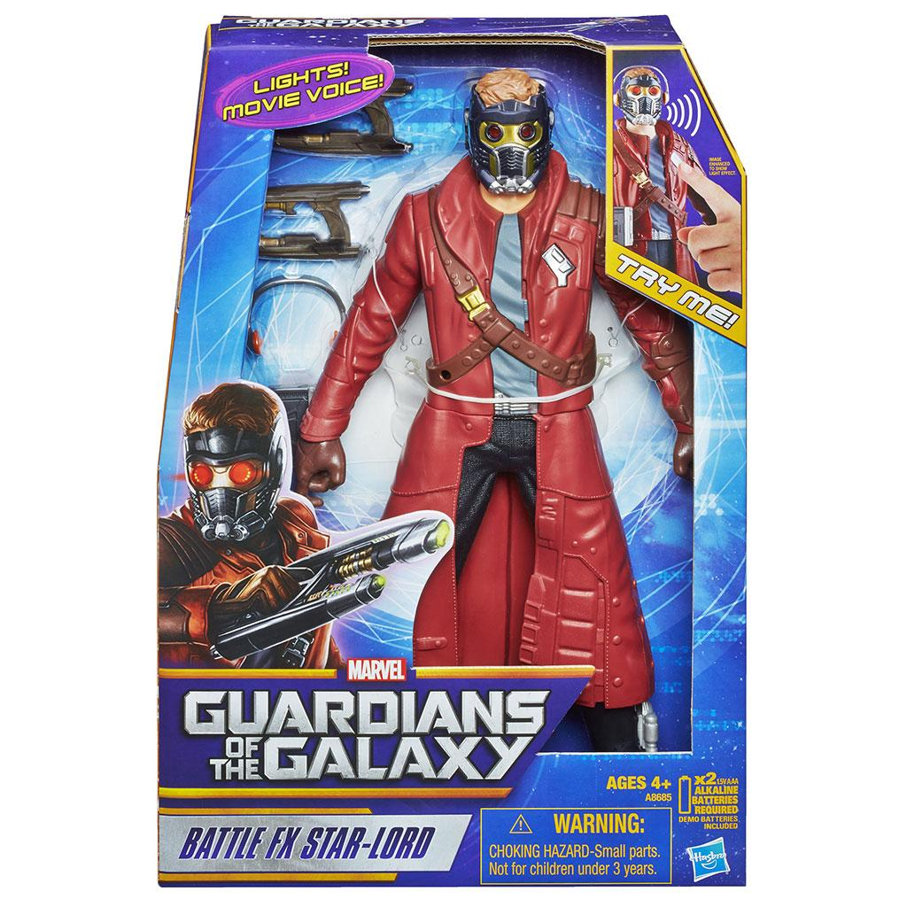 Marvel guardians of the galaxy battle fx star for Galaxy toys