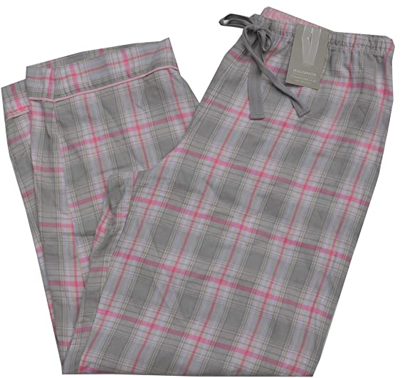 Charter Club Full Length Plaid PJ Pants