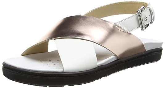 Geox Tajah E, Sandales Plateforme femme