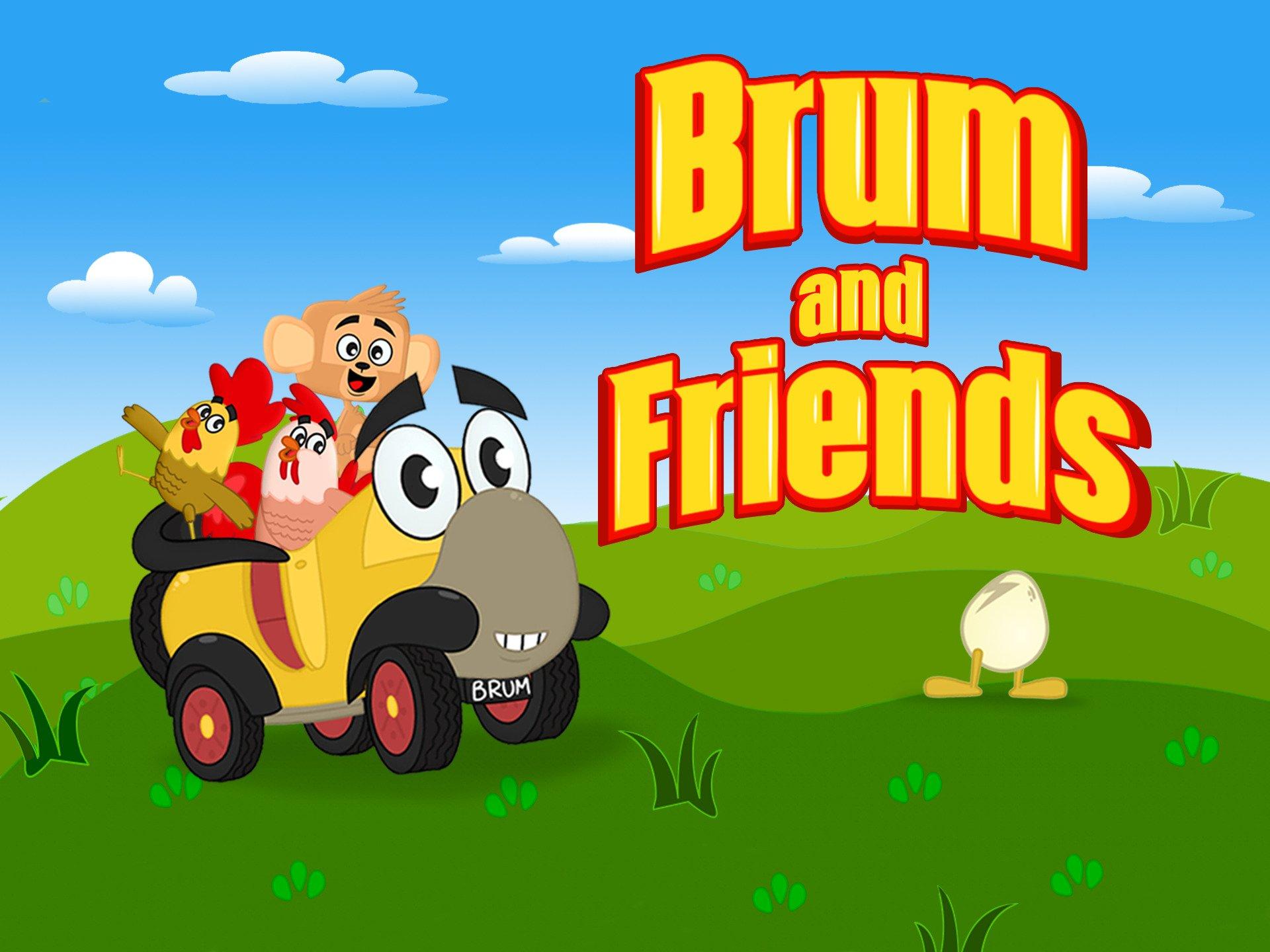 Brum & Friends - Season 1