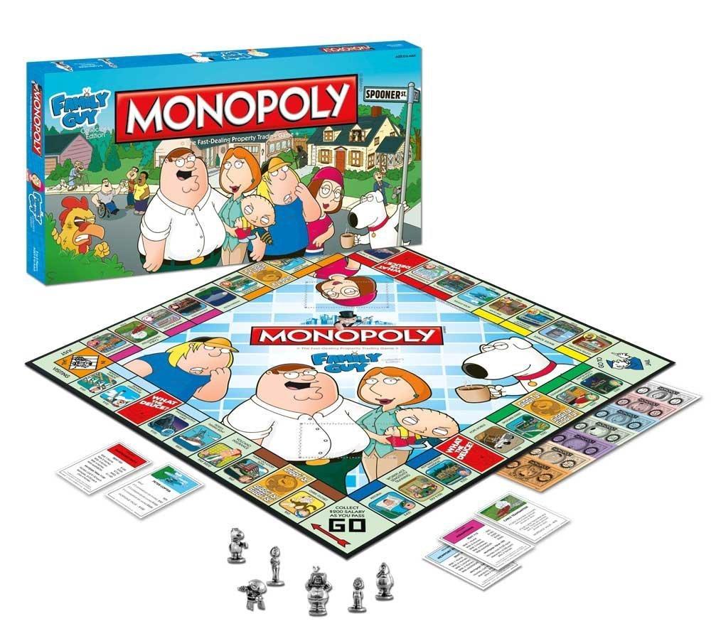Monopoly Padre de familia