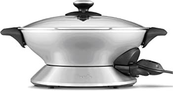 Breville 1500W Hot Wok Cookware