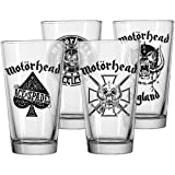 Motorhead - Pub Glass Set