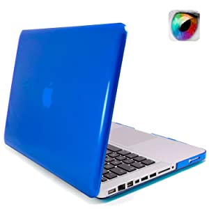Funda Carcasa POLICARBONATO Azul Oscuro Translucido Apple Macbook Pro 13.3 RETINA Display  Electrónica revisión y más información