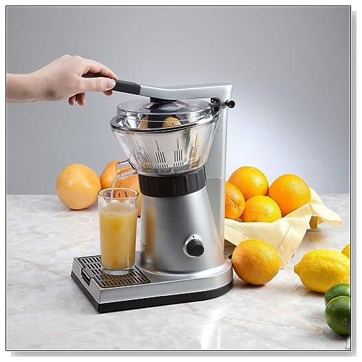 Manual and Automatic Citrus Press