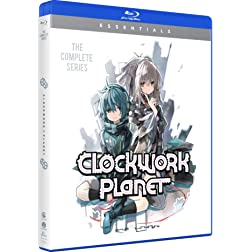 Clockwork Planet: The Complete Series [Blu-ray]