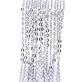 10m 33FT Stainless Steel Cable Chain Link in Bulk for Necklace Jewelry Accessories DIY Making 3.2x4mm (Tamaño: 3.2*4mm)