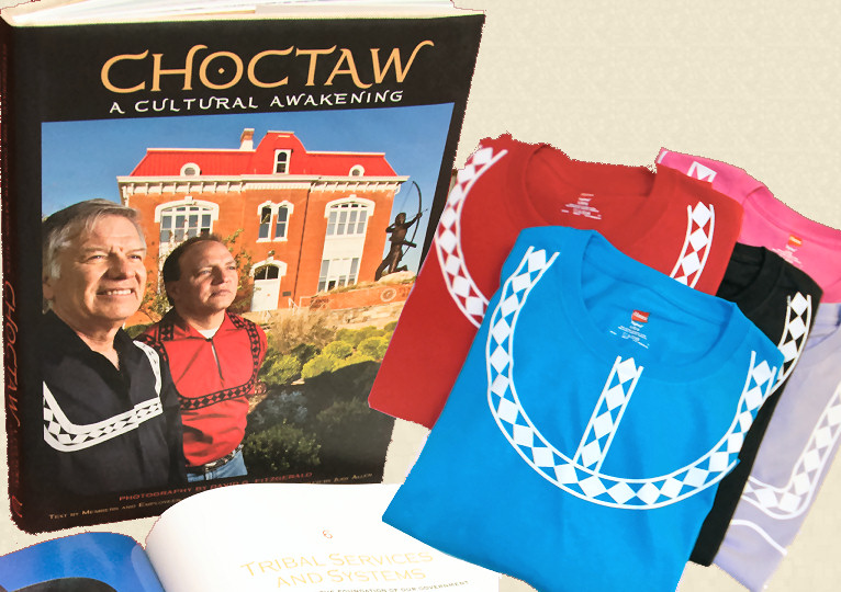 Choctaw Nation History and Culture Book