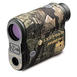 Leupold RX-1200i TBR Compact Digital Laser Rangefinder w/DNA,Mossy Oak Break-Up Infinity 119361