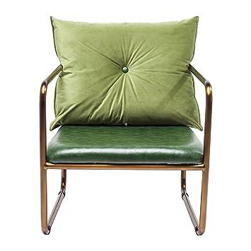 Fauteuil Theo vert Kare Design